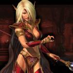 Игровые персонажи World of Warcraft