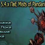 Гайд по Дестро Локу 5.4.8 ПвЕ Mists of Pandaria