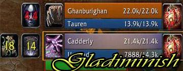 Gladiminish
