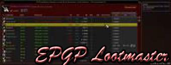 EPGP-lootmaster