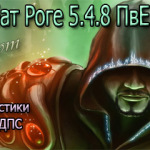Гайд по Комбат Роге 5.4.8 ПвЕ