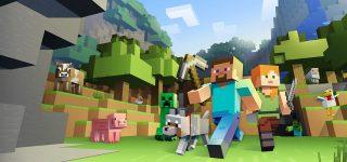 Minecraft продолжает оставаться крайне популярной