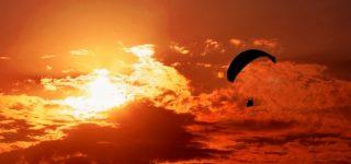 Полеты на параплане в Калининграде доступны многим